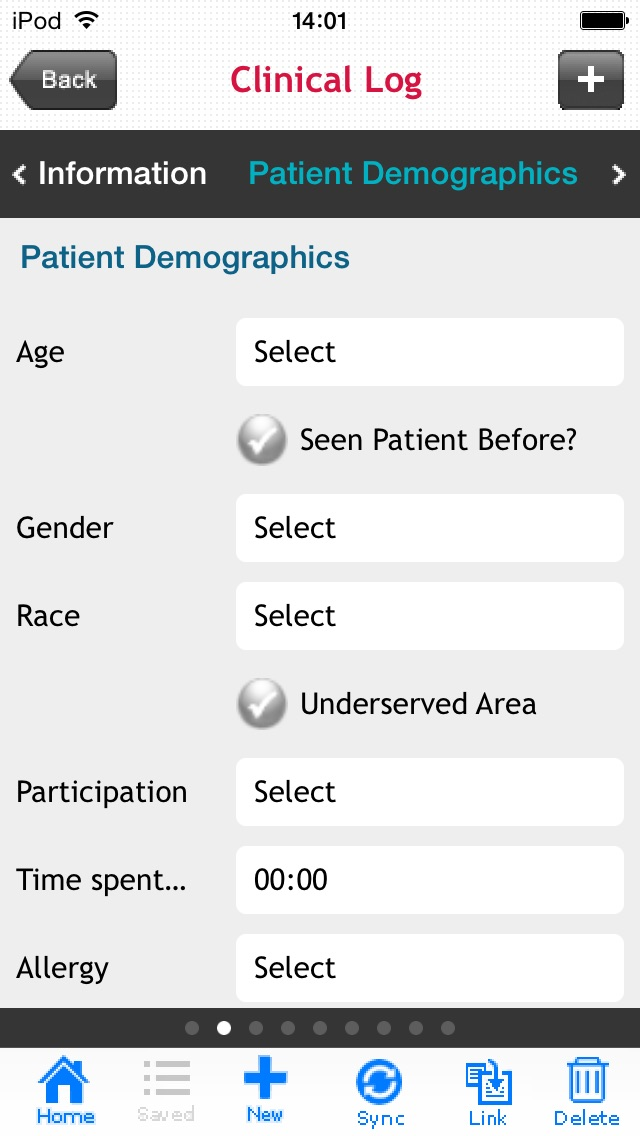 Nursing Procedure Log (nTrack) App Download - Android APK
