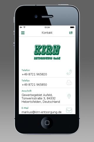Kirn Entsorgungs GmbH screenshot 4