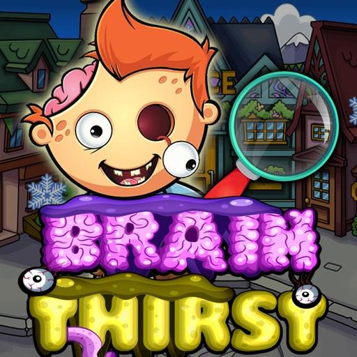 Brain Thirst Puzzle Game iOS App