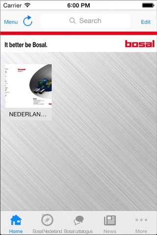 Bosal Automotive screenshot 2