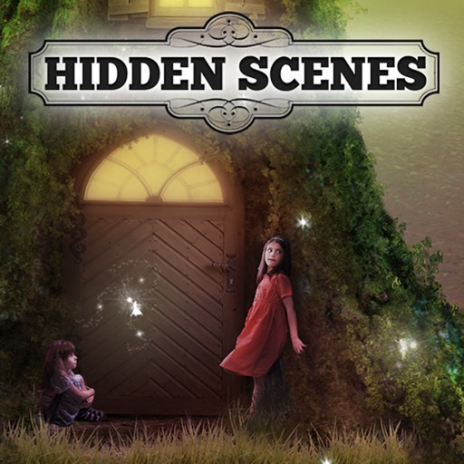 Hidden Scenes - Fairies Trail iOS App