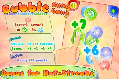 Bubble Bang Bang Plus - Bounce Version screenshot 3