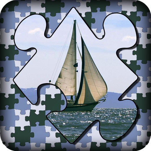 Oceans Living Jigsaw Puzzles & Puzzle Stretch iOS App