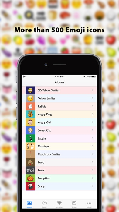 download Emoji - Free Color Emojis stickers for whatsapp, Facebook, Messages & Email apps 1