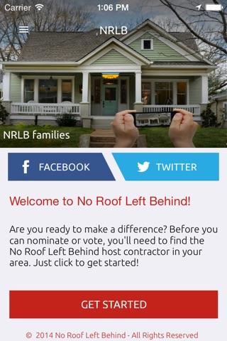 No Roof Left Behind screenshot 1