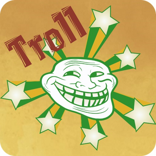 Impossible troll quiz iOS App