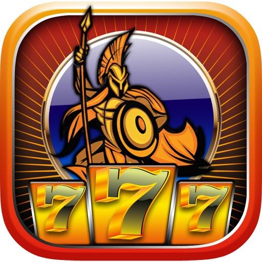 古代スパルタサーフスロット - あなたの喜びと勝利ビッグ賞Proのゲームを感じて、ああラッキーローマのホイールを回転