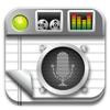 Smart Recorder DE for iPad - La música y la voz aplicación de grabación
