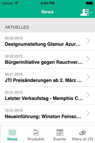 JTI-Trafikantenservice screenshot 4