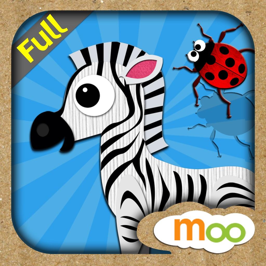 Animal World - Peekaboo Play & Learn for Baby, Toddler and Preschool Kids Full Version
