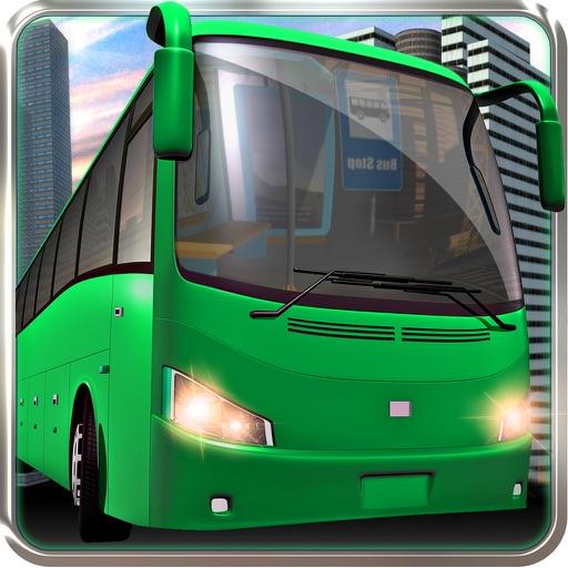 3D Bus Driving Simulator
