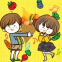 Chinese Classic Children Songs ,Study Vegetables icon