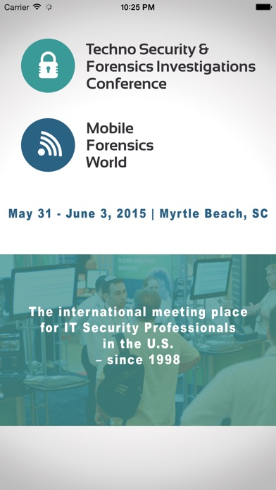 download Techno Security and Forensics Investigations Conference and Mobile Forensics World apps 3