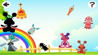 Screenshot of Attivo! Gioco Delle Ombre Per Bambini a Giocare e Imparare Con Simpatici Mostri5