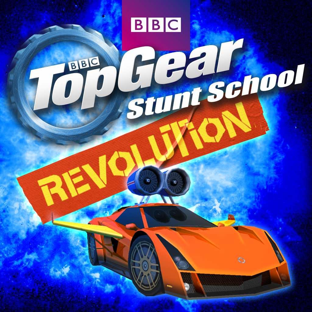 Top Gear: Stunt School Revolution