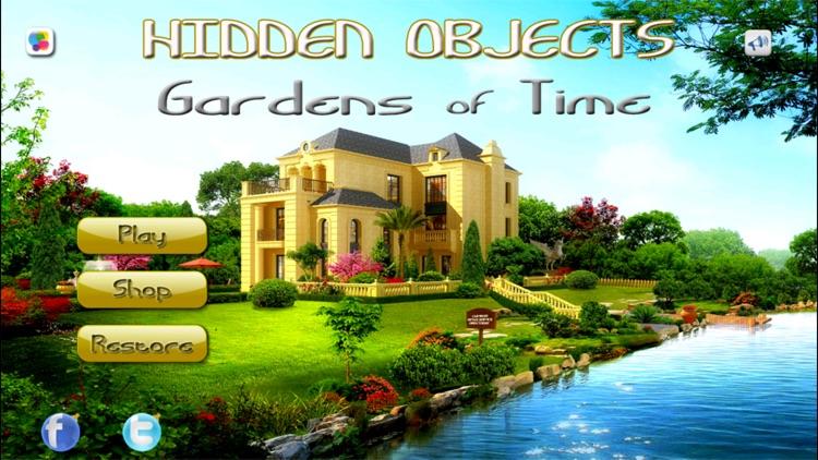 Gardens Of Time   Hidden Object
