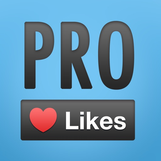 PRO Likes for IG with Double Tap Stickers - Get More followers and make your friends like your Instagram photos iOS App