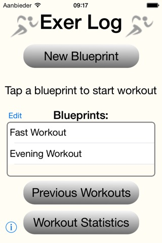 ExerLog - Log Your Workouts screenshot 1