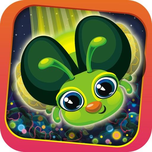 Light Bug Fall iOS App