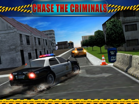 Cop Duty Simulator 3D на iPad