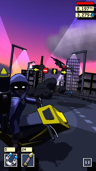 BYTE RIDER Screenshot