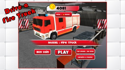 3D Rescue Racer Traffic Rush - Ambulance, Fire Truck Police Car and Emergency Vehicles : FREE GAMEСкриншоты 4