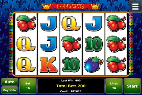 Reel King™ Slot screenshot 1