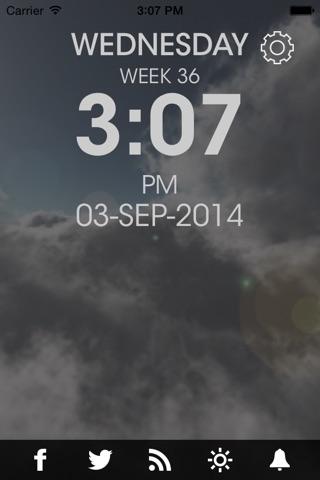 Weather XO screenshot 1