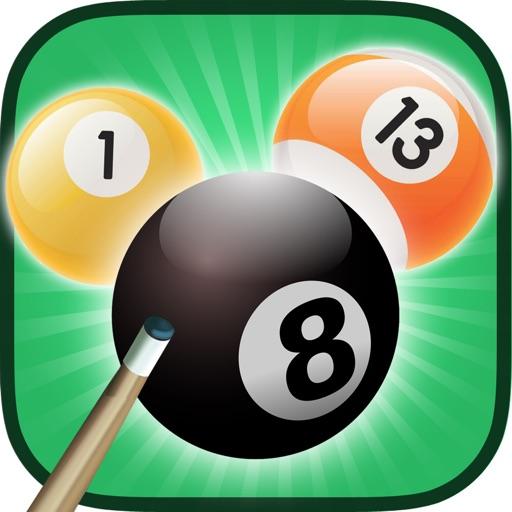8 Ball Free Pool Game iOS App