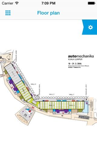 Automechanika Kuala Lumpur screenshot 2