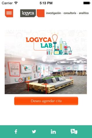 LOGYCA screenshot 2