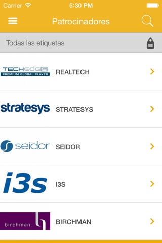 SAP Forum España 2015 screenshot 4