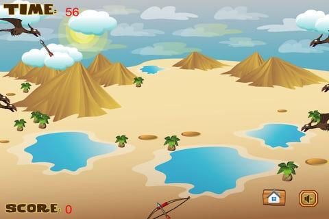 Arrow Ranger Shooting: Dino Park Showdown screenshot 1