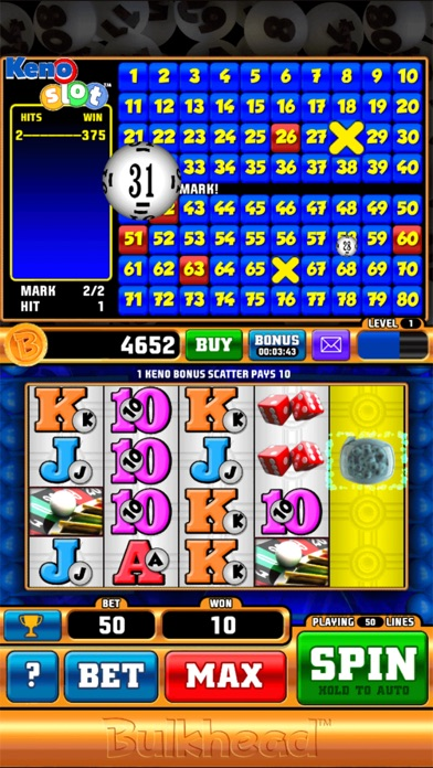 Keno Slot Pro screenshot1