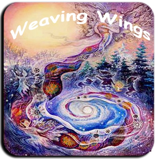 Weave Wings Guided Meditation by Ahnalira, part 4 of the Meditations of Awakening series iOS App