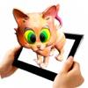 ARKids - Сoloring Buch für Mädchen. 3D-Effekt Augmented Reality AR.