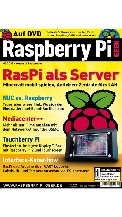 Raspberry Pi Geek App Reviews User Reviews Of Raspberry Pi Geek - Minecraft auf ubuntu spielen