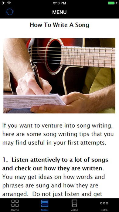 how to write a jingle for a candy store