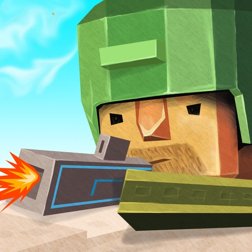 Block Combat - Shielding Fortress From Cubic Invasion Force iOS App