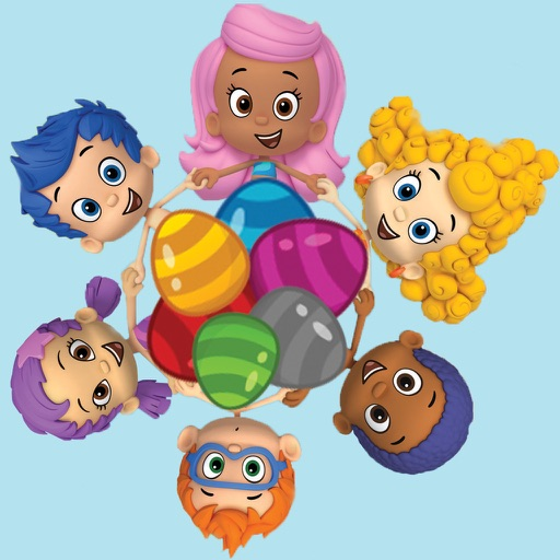 Bubble Shooter for B.Guppies iOS App