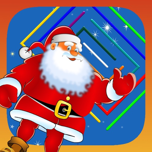 Amazing Santa - Christmas Gift - HD Maze learning games for kids and toddler - Educational Edition