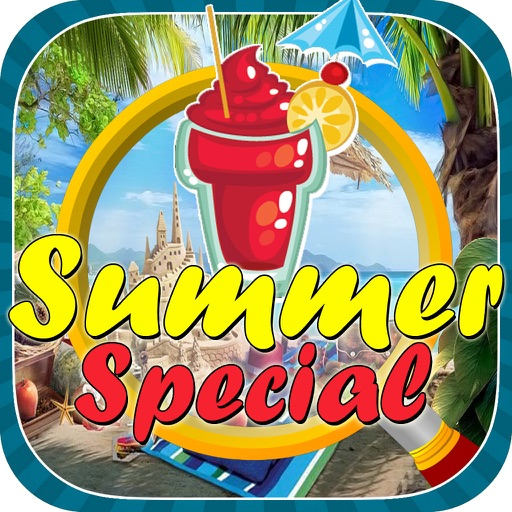 Hidden Objects Summer Special iOS App