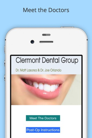 ClermontDentalGroup screenshot 4