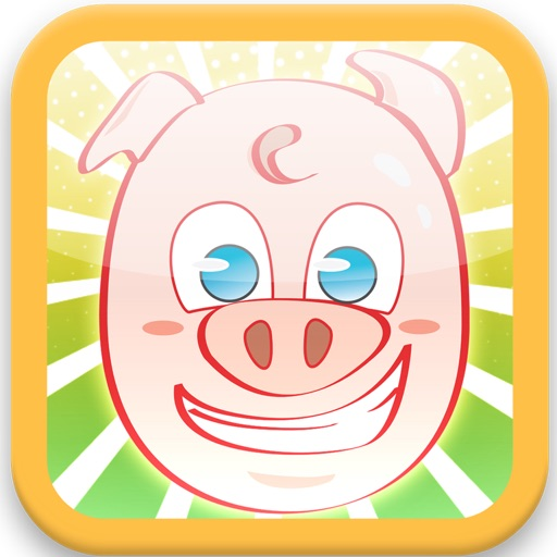 Pig Hay Run: Another Fun Day On The Farm - Paid Game iOS App