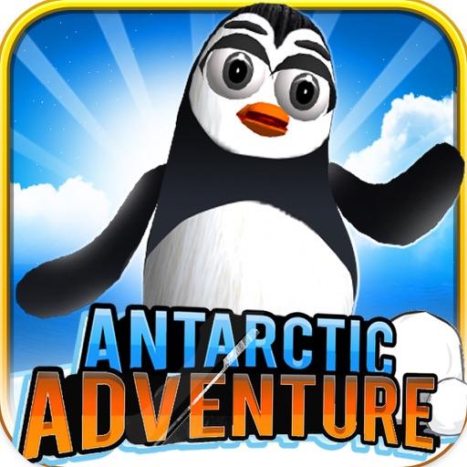 Antarctic Adventure - Free ( Cute Penguin Game - Endless Fun ) iOS App