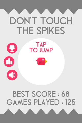 Don't Touch The Spikes screenshot 1