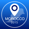 Morocco Offline Map + City Guide Navigator, Attractions and Transports