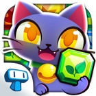 Magic Cats - Match 3 Puzzle Game with Pet Kittens icon