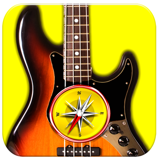 Bass Chords Compass / Бас Гитара - Аккорды