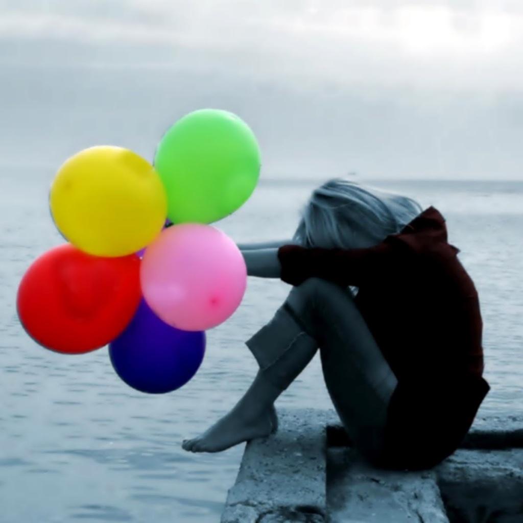 Фото отдых одинокой женщины 12 фотография